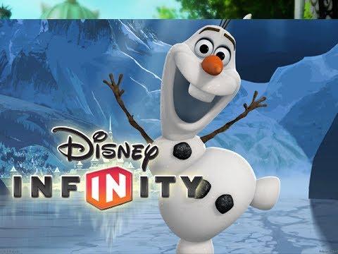 Disney Infinity - FROZEN HUNT Toy Box Level Showcase - Gameplay (HD) |