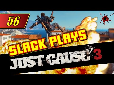Just Cause 3 - How to Unlock the Fire Leech! (Cava Geminos Nord, All SAM Sites Mapped!) Pt 56