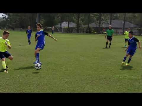 u12 Boys Nero1 vs Lk County Neon