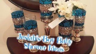 My Baby Shower Ideas