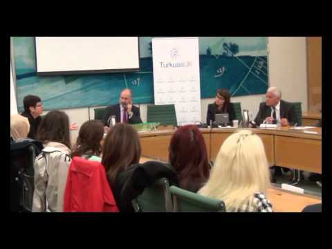 Turkuas UK European Turkish MP'sin The Houses of Parliament London