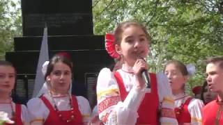 """Звягина Софья и ансамбль Любавушка """"Катюша"""""""