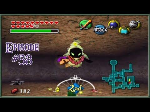 The Legend Of Zelda: Majora's Mask - Beneath The Well, The Gibdo Gifts - Episode 58