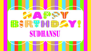 Sudhansu   Wishes & Mensajes - Happy Birthday