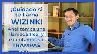 ☎Llamada Real de Wizink y análisis de sus trampas