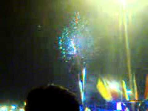pháo hoa kỷ niệm 180 năm lạng sơn
