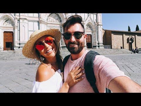 ITALIAN ADVENTURES IN FLORENCE | ALEX & MICHAEL