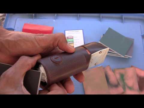Oster 76 Clipper repair - Step by Step - David Warren