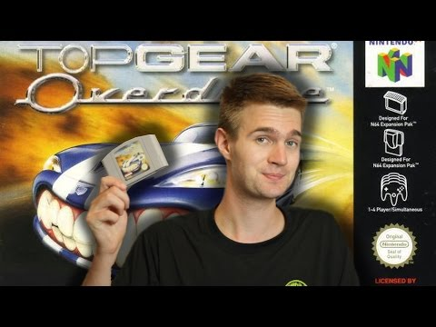 Top Gear Overdrive for N64 Review