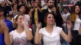 Spor Toto Basketbol Ligi 26. Haftanın en iyi 10 hareketi