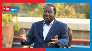 Raila Odinga atatumia usuhuba wake na marais wa mataifa ya DRC na  Tanzania kuimarisha miraa