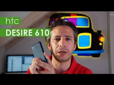 HTC Desire 610 la recensione di HDblog