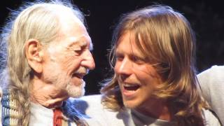 Willie Nelson's 80th Birthday Party - The Backyard, Austin, Texas, April 28, 2013