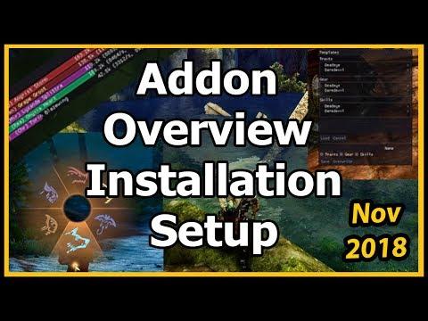 Guild Wars 2  - Addons Nov 2018 thumbnail