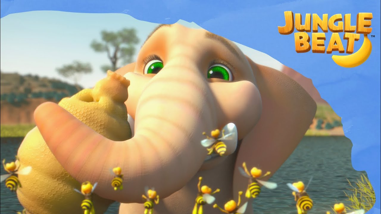 Best of Friends | Jungle Beat: Munki and Trunk | Kids Animation 2021