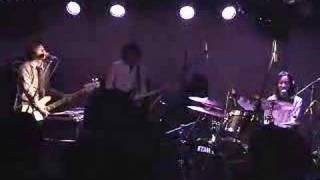 2008.1.19 shinjuku NINE SPICES 『PRESENT vol.1』 U...vocal,drums 林...