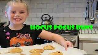 Hocus Pocus Buns