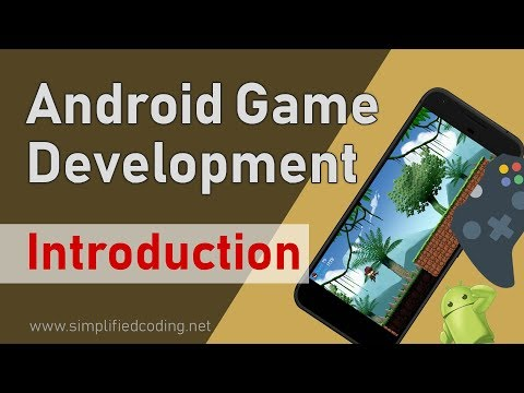 #1 Android Game Development Tutorial - Introduction