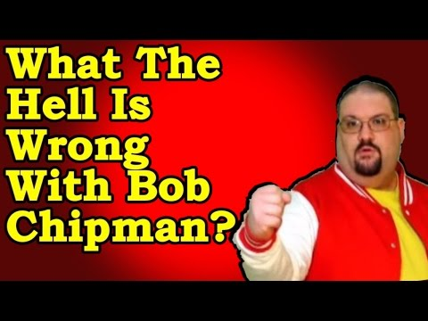 What the Hell is Wrong With Bob Chipman?