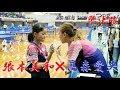 Miwa Harimoto 張本美和 vs 髙森愛央 | カブ女子 準決勝 | 全日本選手権2018