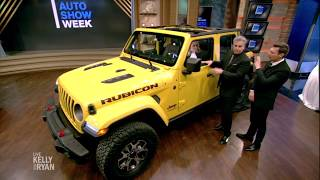 New York Auto Show 2018: Rugged Yet Refined Cars