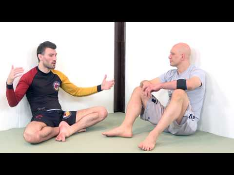 Rob Biernacki - Free BJJ Training for Visiting Students and More