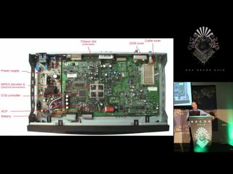 REcon 2016 - How Do I Crack Satellite And Cable Pay TV (Chris Gerlinsky)