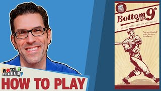 Bottom of the 9th - How To Play