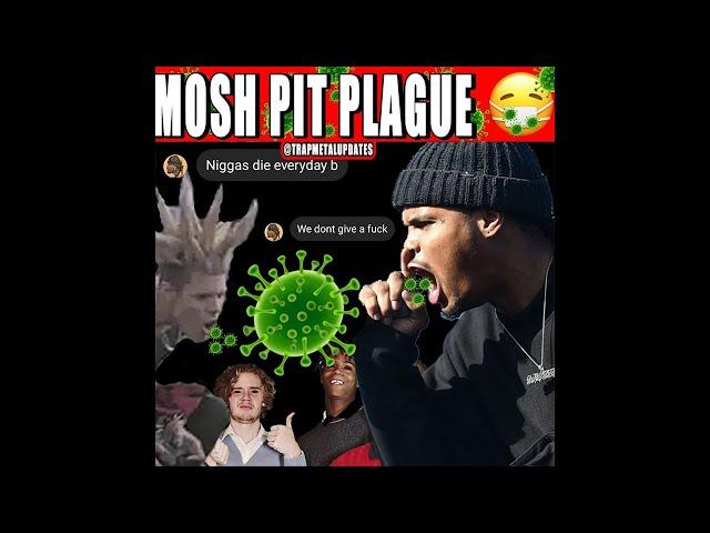 Mosh Pit Plague #Shorts