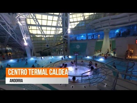 Centro Termolúdico Caldea ( Andorra )