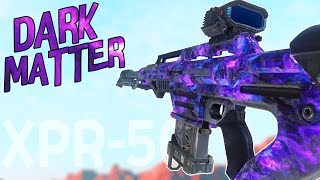 XPR-50 DARK MATTER | Call of Duty Black Ops 3