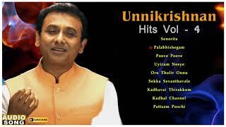 Unnikrishnan Hits | Vol 4 | Unnikrishnan tamil hits songs | Unnikrishnan melodies | Tamil Hits
