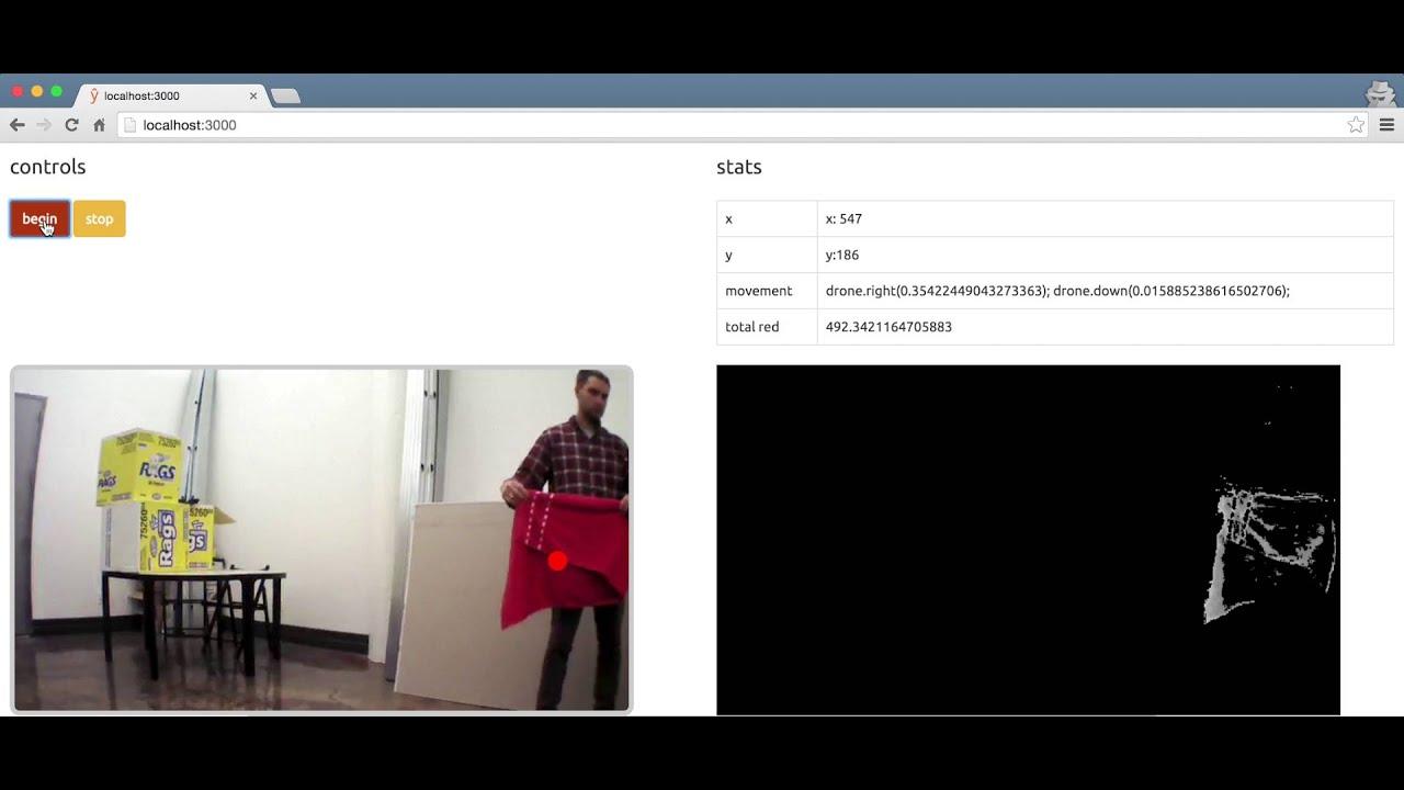 ŷhat | Building a (semi) Autonomous Drone with Python