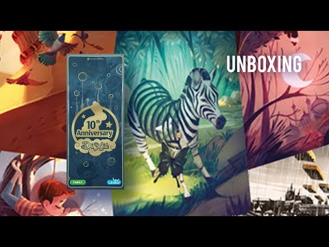 Dixit: 10th Anniversary (Asmodee/Libellud) / Unboxing / Brettspiele