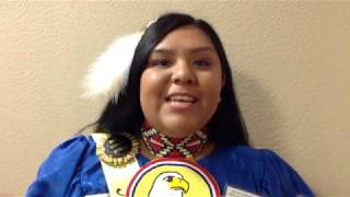 2018 Miss Indian World Contestant #8 Edith Starr