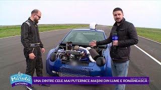 Una dintre cele mai puternice masini din lume e romaneasca