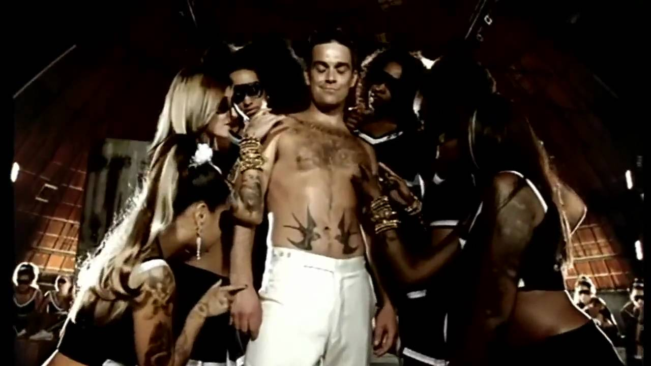 Robbie williams rock dj - 5 8