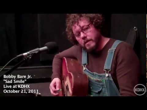 "Bobby Bare Jr. ""Sad Smile"" Live at KDHX 10/21/11"