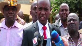 6 Candidatesin the race for the Murang'a county speaker job