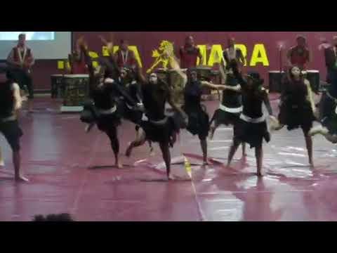 Bishop McNamara High School African Dance 02.2018