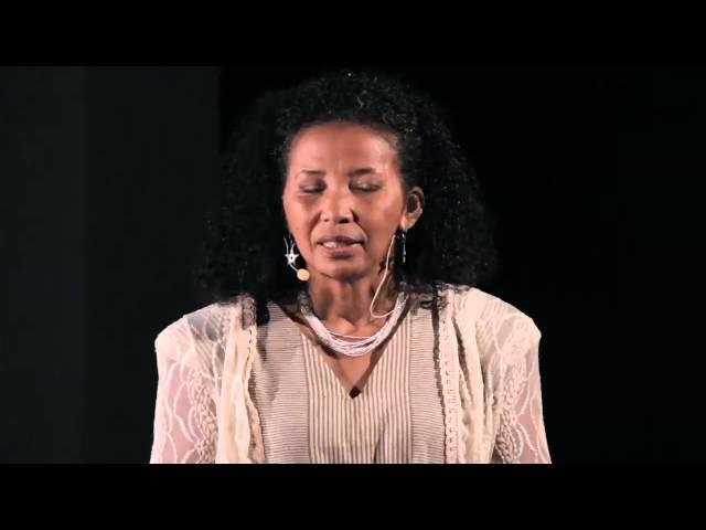 Une stèle pour Madagascar: Alice Ranorojana Pèlerin at TEDxReunion