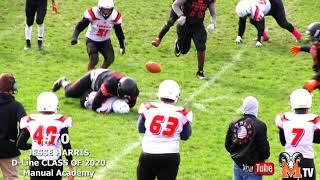 [ 309 Sports ] #70 Jesse Harris D-Line (2020)