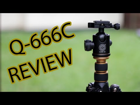 Best Budget Carbon Fiber Tripod? Q-666C Review