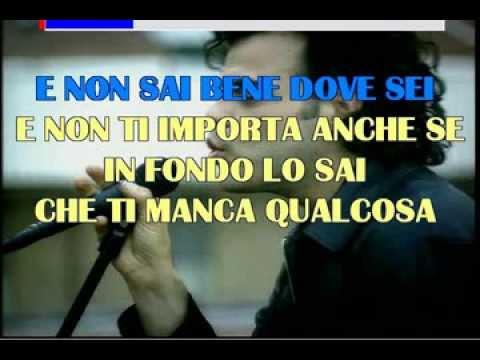 Francesco Renga - Vivendo adesso - Sanremo 2014 (Karaoke HD)