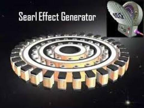 Die freie Energie Maschine / Searl Effect Generator