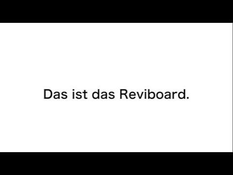 Das ist das Reviboard