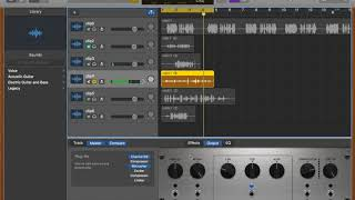 Alex's GarageBand Tutorial: How to Improve Quality of Fuzzy Voice Recordings