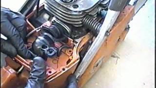 Intake Boot Repair on Husqvarna 365 Chainsaw