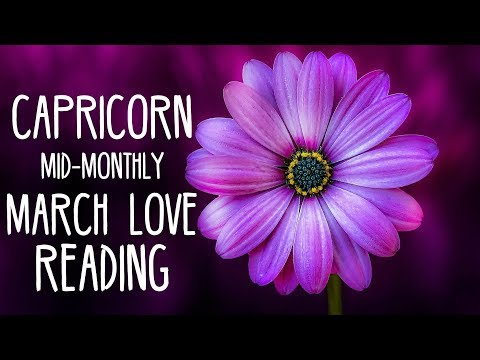 """""""No Sacrifice, No Victory,"""" Capricorn  - March Mid-Monthly Love Reading"""
