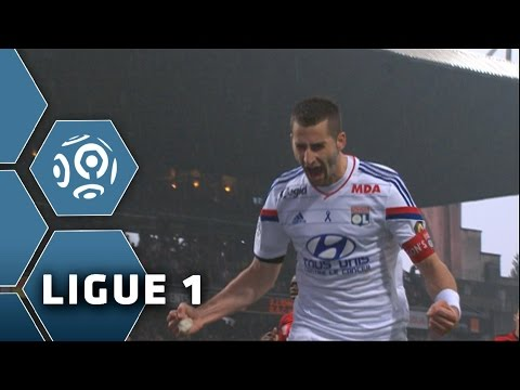 But Maxime GONALONS (56') / Olympique Lyonnais - OGC Nice (1-2) -  (OL - OGCN) / 2014-15